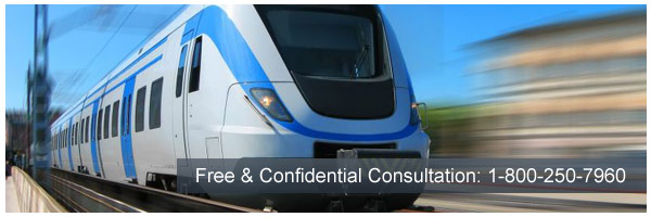 Sacramento Train Accident Lawyer FREE Consult (916) 287-0121